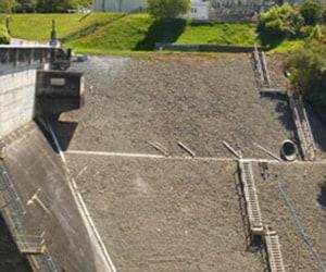 Camex Civil - History - 2010 Karapiro Dam After