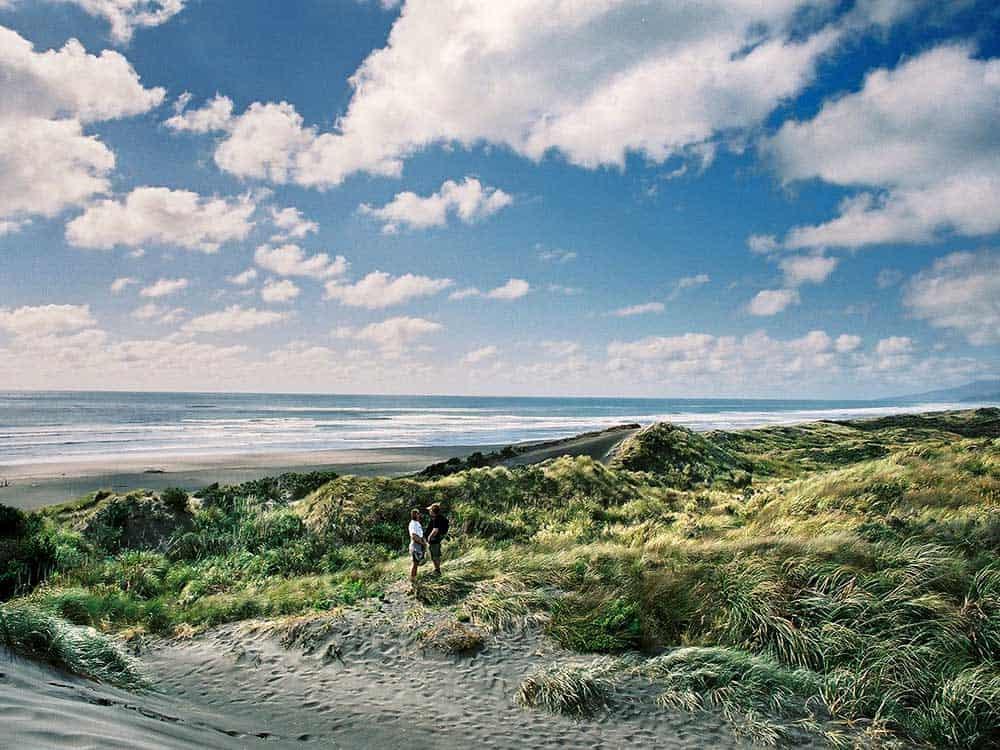 Camex Civil - Lifestyle - Kawhia hot water beach