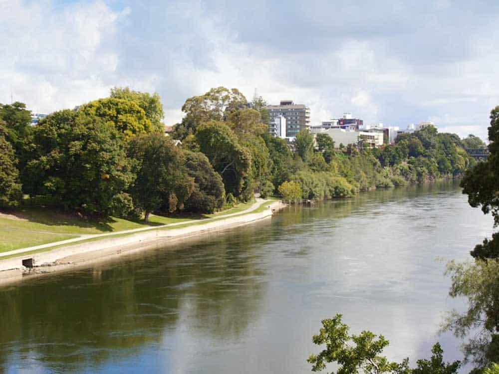 Camex Civil - Lifestyle - Waikato River Hamilton