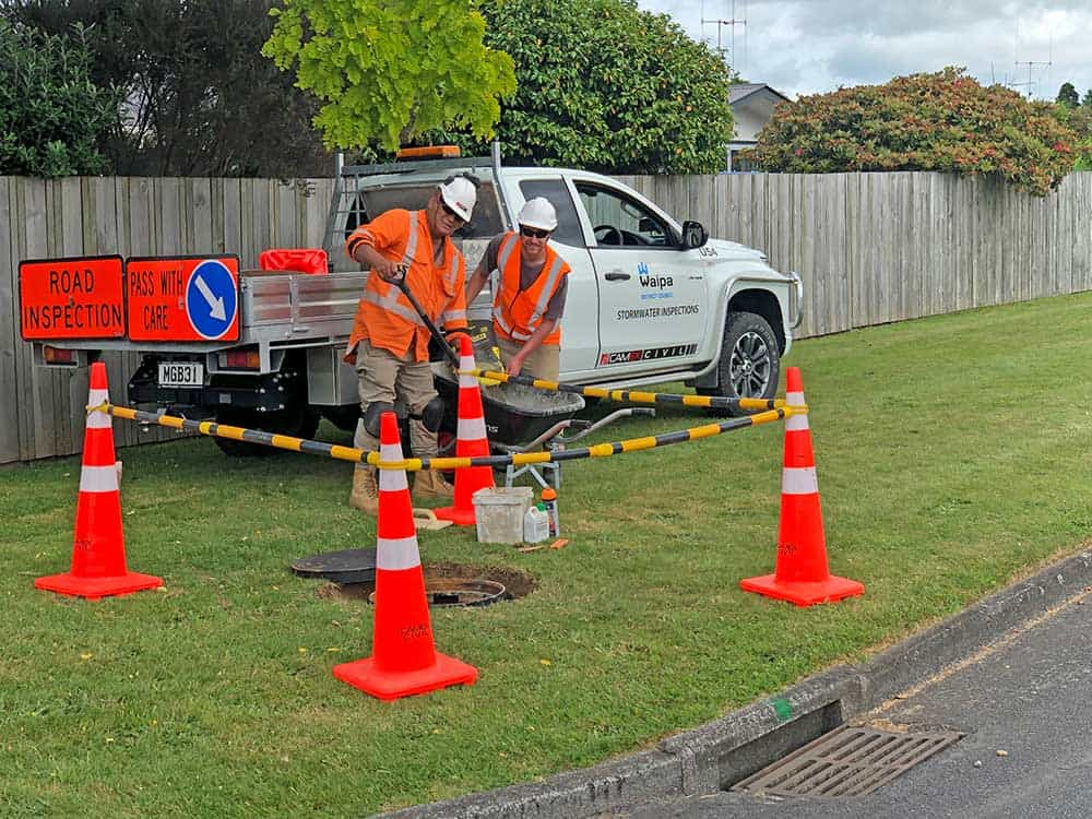 Camex Civil - Services - Maintenance