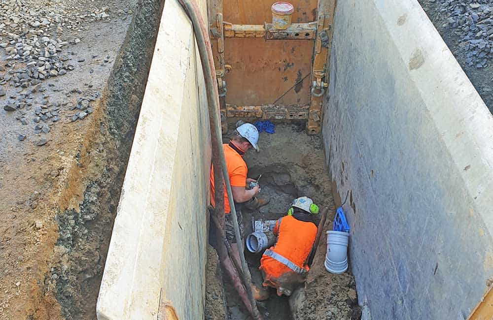 Camex Civil - Sewer, Stormwater and Water Retic