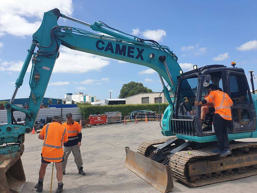 Camex Civil - News - GPS Training with Topcon Positioning Group - Dec 2020